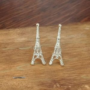 Jewelry - Eiffel Tower Earrings